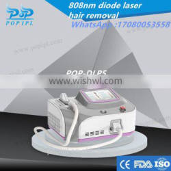 Home Bode New Portable1600w 808nm Diode Laser Hair Removal Machine / Portable Hair Removal 808nm Diode Laser Laser Hair Removal System Lady / Girl 0-150J/cm2
