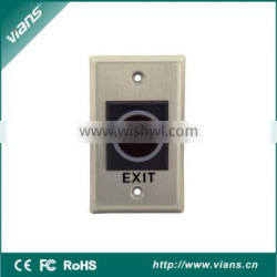 China Factory direct access control infrared sensor door button