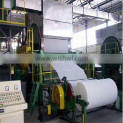 high performance waste paper pulp toilet paper environment