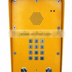 KNTECH Koontech Emergency outdoor telephone Matching with most PABX, PBX and PAX systems