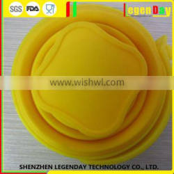 2016 new Eco-Friendly silicone foldable bowl