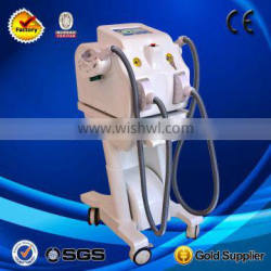 2014 new designed two handles Salon home use CE approved alma shr laser from china