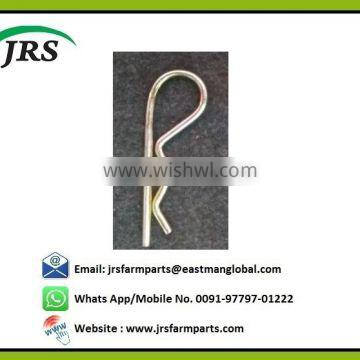 Steel r spring pin/made in India