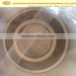 rubber bearing deep groove ball bearing NSK 6210 2RS