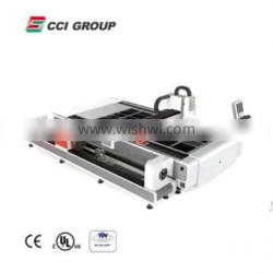 1-25mm stainless steel laser cutting machine for Carbon Steel/Aluminum sheet architectural model laser cutting machine