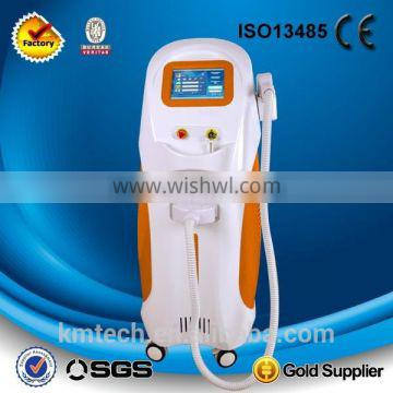 808 diode laser Weifang KM Factory price high quality Germany Bar 808nm diode laser Hair Removal beauty equipment&machine