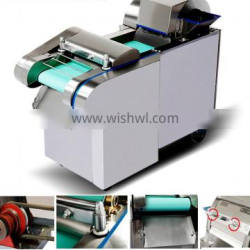 Food Processing Plant Western Food Onion Cutting Machine