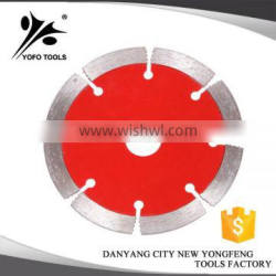 segment continuous rim strong turbo laser Diamond Saw Blade For Marble