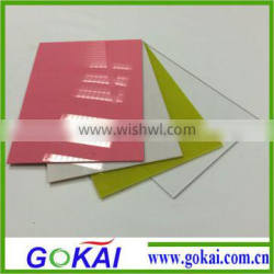 3mm thickness frosted acrylic sheet for led light