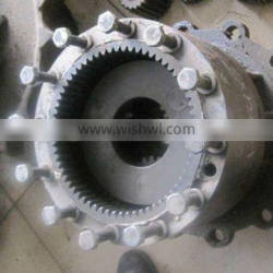 Excavator parts EX120-2 swing gear reduction, rotary gear,swing motor for Hitachi