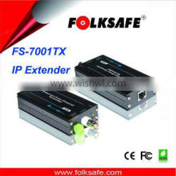 Folksafe Newly Launched Single Channel IP Extender FS-7001TX