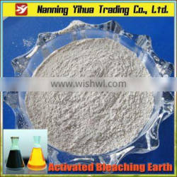 Tonsil Activated Bleaching Earth for Waste Engine Oil Refining