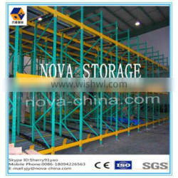 Storage Gravity Flow Racking for Industrial Warehouse Storage Solutions