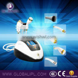 Tripolar Rf Cavitation Slimming Machine Portable 2mhz Home Use CE Cavitation Weight Loss Machine