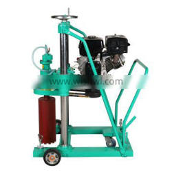 Concrete Coring Machine Green / Yellow