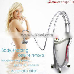 Fat removal vacuum rf far-infrared equipment and slimming capsule