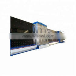Vertical Insulating Glass Flat Press Production Line Machine