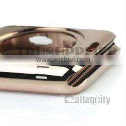 smart watch housing for apple watch 38/42mm gold plated housing