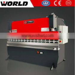 welded body CE approed wc67y cnc hydrualic steel machine bening for sale