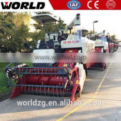 best selling paddy light weight mini combine harvester for sale