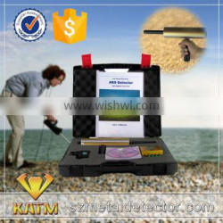 Mine locator icon data metal detector data logger 3d with LCD screen