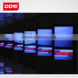 46'' Touch Screen Wechat Digital Kiosk Ad Signage With Printer DDW-AD4601SN