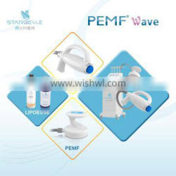 Clinic use electrical shock wave therapy cellulite therapy shockwave equipment