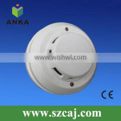 Cheaper 24v conventional photoelectric smoke detector with CE approved, easy to install