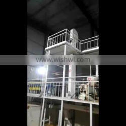 Cake edible cooking rice bran oil solvent extraction plant machine production line