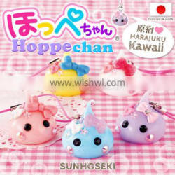 Original cute Hoppechan strap for key chain and gift items