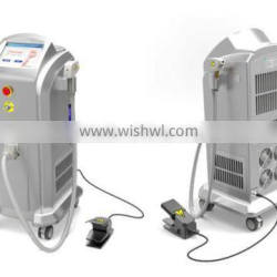 2016 hot sale 808nm diode laser hair removal machine /hair removal speed 808