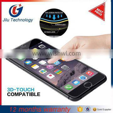 Factory price glass tempered screen protector for iphone 6 glass protector