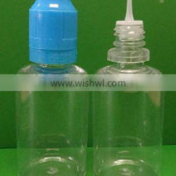 Pharmaceutical Industrial Use and fill in e-liquid/juice,Eye Drop Use plastic dropper bottle