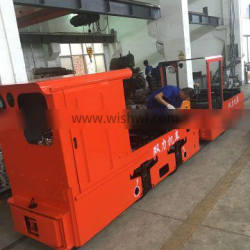 Coal Mine Battery Electric Locomotive Flameproof Cty2.5/6, 7, 9