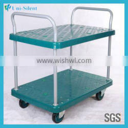 Renewable eco-friendly materials trolley with high quality