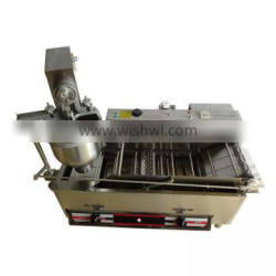 Commercial Automatic Tabletop Gas Donut Maker Machine Mini Donut Cake Processing Machines
