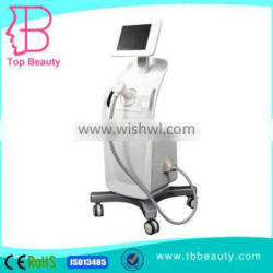 1.3cm depth U Shape U Shape ultrasound skin tightening machine CE