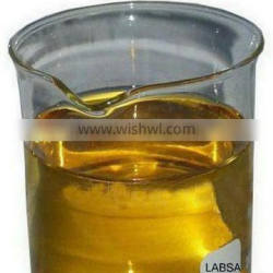 Factory Price Linear alkyl benzene sulphonic acid manufacturer