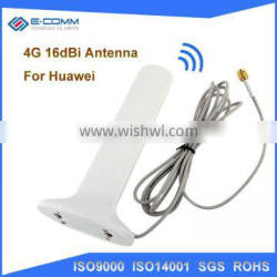 New arrival product 16dbi 4G external lte antenna for huawei e51724g with TS9 SMA connector