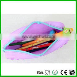 Promotional gift guangdong stationery school custom pencil bag