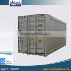 20ft HQ offshore container made in China
