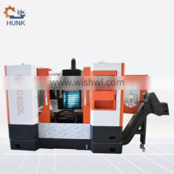 Hot Sell Widely Used Vertical And Horizontal Milling Machine CNC Machining Center With 3 Axis