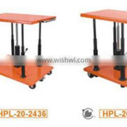 High Level Hand Table Truck HPL Series