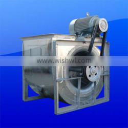 CE ISO9001 centrifugal fans / auto paint booth exhaust fans