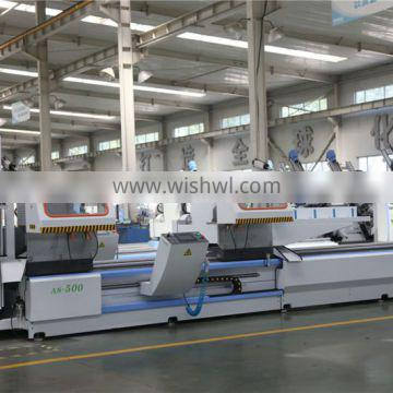 China Supplier Aluminum Window Any Angle Double Head Cutting Saw