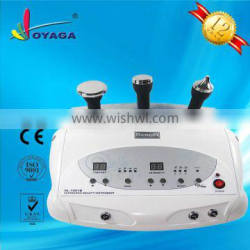Skin rejuvenation ultrasound facial massage machine