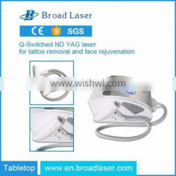 2017 Brand picosecond nd yag laser equipment for distributor
