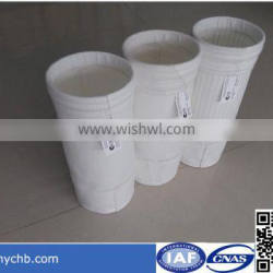 Nonwoven Needle Felt Dust polyester Filter Bag- Filter Sleeve For Baghouse