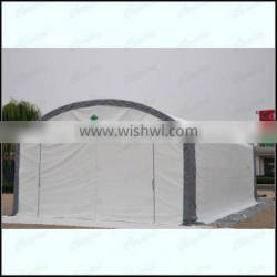 Fabric Warehouse Tent , Industrial Storage Shelter, Car garage