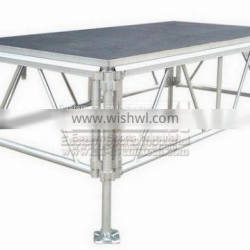 Aluminum Portable Stage 4x8 For Outdoor Event